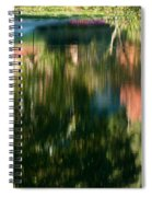 Reflections Of Colours  Spiral Notebook