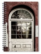 Reflections Of Yesteryear Spiral Notebook