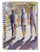 Reflections Of Friendship Spiral Notebook