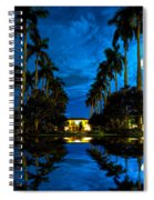 Reflections Of Grandeur Spiral Notebook