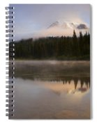 Reflections Of Majesty Spiral Notebook