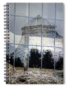 Reflections Of Riverfront Park Spiral Notebook