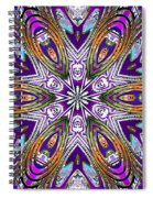 Reflections Of Source Spiral Notebook