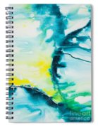 Reflections Of The Universe No. 2025 Spiral Notebook