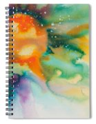 Reflections Of The Universe No. 2148 Spiral Notebook