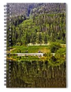 Reflections Of Vail Spiral Notebook