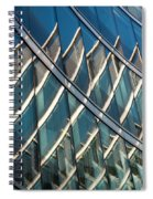 Reflections On Building Windows Spiral Notebook