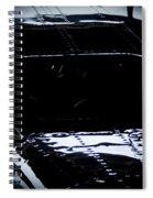 Reflective Cessna Spiral Notebook