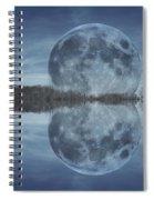 Reflective Paradise Spiral Notebook
