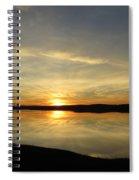 Reflector-set Spiral Notebook