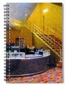 Refreshment Stand Radio City Music Hall Spiral Notebook