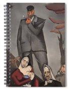 Refugees Spiral Notebook