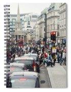 Regent Street Spiral Notebook