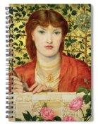 Regina Cordium Alice Wilding, 1866 Spiral Notebook