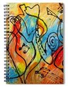 Regtime 2 Spiral Notebook