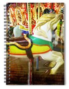 Rehoboth Charger Spiral Notebook