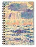 Rehoboth Light Spiral Notebook