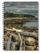 Reid Beach Spiral Notebook