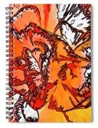 Reincarnation Spiral Notebook