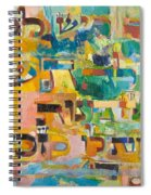 Reish Lachish Said Great Is Repentance For It Transforms Willful Sins Into Merits Spiral Notebook