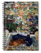 Rejoice In Your Kingship Those Who Keep Shabbes And Call It A Delight Spiral Notebook