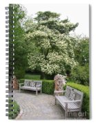 Relax In The Park Spiral Notebook
