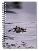 Relax My Love Spiral Notebook