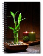 Relaxation And Meditation  Spiral Notebook