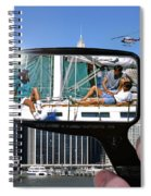 Relaxation Ny Style Spiral Notebook