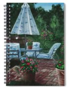 Relaxing Place Spiral Notebook