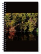 Relaxing To Sight Of Nature Spiral Notebook