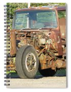 Relic Behind The Gas Station Spiral Notebook