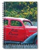 Relic Restored Spiral Notebook