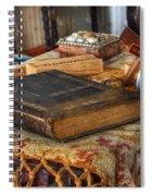 Relics Of A Lighthouse Keeper Spiral Notebook