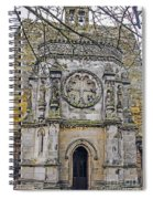 Religion And Legend And Myth Spiral Notebook