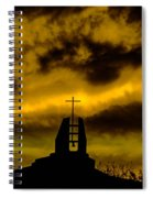 Religious Moment Spiral Notebook