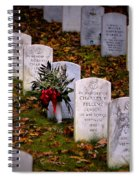 Remember Our Dead Spiral Notebook