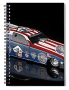 Remembering 9 11 Spiral Notebook