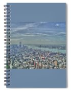 New York Remembering 9/11 Spiral Notebook