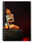 Remembering... Spiral Notebook