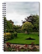Remembrance Park - In Bakewell Town Peak District - England Spiral Notebook