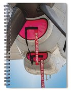 Remove Before Flight Spiral Notebook