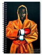Remy Bonjasky Spiral Notebook