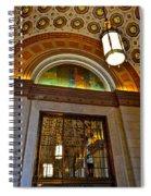 Renaissance Hotel Cleveland Spiral Notebook
