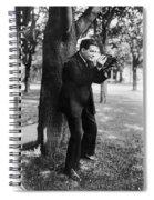 Renato Zanelli (1892-1935) Spiral Notebook