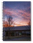 Renzo Piano Pavilion Spiral Notebook