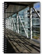 Repeat Patterns Spiral Notebook