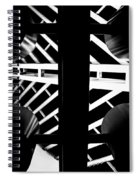 Repetition  Spiral Notebook