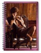 Repose Spiral Notebook