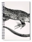 Reptile Spiral Notebook